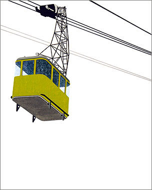 William Steiger : Green Cable Car