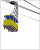 William Steiger Green Cable Car