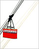 William Steiger Red Cable Car