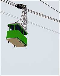 William Steiger: Aerial Tramway II