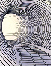William Steiger: Tunnel (detail)