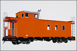 William Steiger: Caboose I