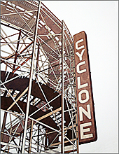 William Steiger: Cyclone (detail)