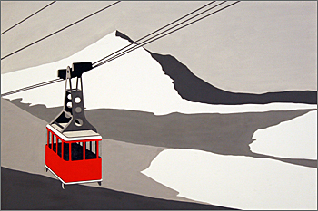 William Steiger : Luftseilbahn