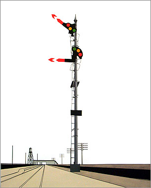 William Steiger : Semaphore II