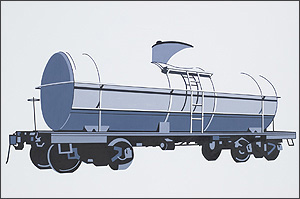 William Steiger: Tanker Car